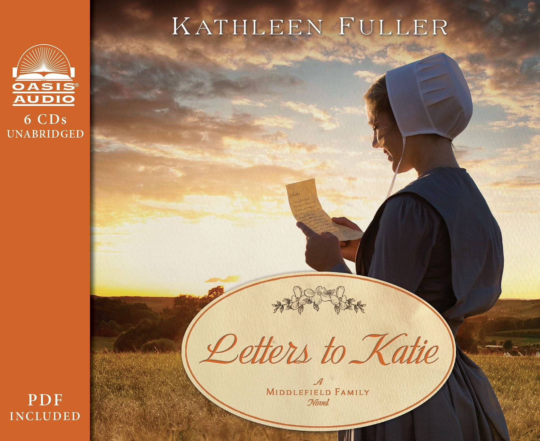 Letters to Katie (Library Edition) (A Middlefield Family Novel): Kathleen  Fuller, Ann Richardson: 9781609814830: Amazon.com: Books