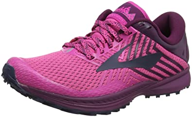 2d994a8cc534 edc2624d63aac Brooks Women s Mazama 2 Pink Plum Navy 6.5 .. ...