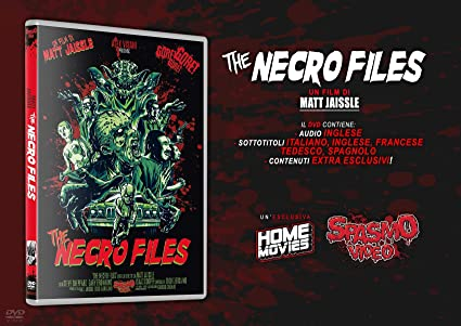 The Necro Files Spasmo Video Original Audio - Sub ITA-FR-ENG-GER-ESP