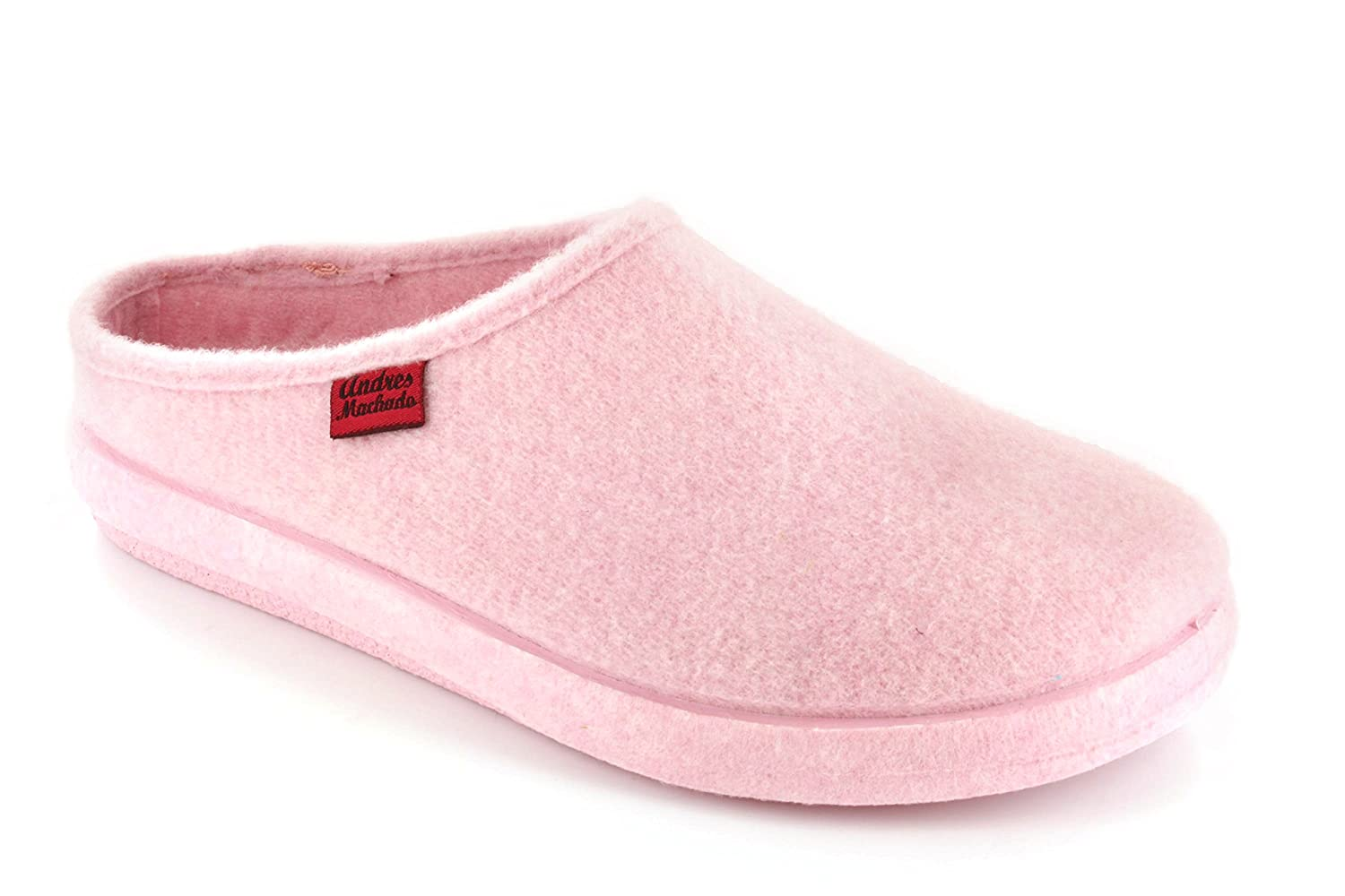Andres Machado.AM001.AUTHÉNTIQUES chaussons Grandes MADE IN MADE SPAIN Unisex.Petites 6604 et Grandes Pointures. 26/50 Rosa. d1cfda4 - shopssong.space