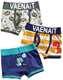Amazon Price History for:Vaenait Baby 2T-7T Toddler Kids Boys Underwear Boxer Briefs 3-Pack Set Boxer