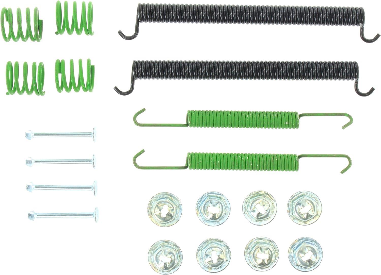 Drum Brake Hardware Kit Rear Centric 118.42017