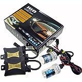 JINYJIA 12V 55W Xenon HID Conversion Kit de Phare pour le Remplacement pour Véhicules Ampoule, H7 / 6000K