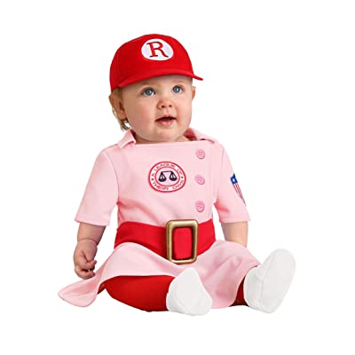 A League of Their Own Dottie Costume for Infants: Clothing