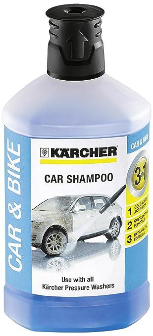 40 opinioni per Karcher Accessorio Per Idropulitrice- Detergente per Auto 3 in 1- 1L- Auto e