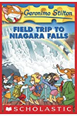 Geronimo Stilton #24: Field Trip to Niagara Falls Kindle Edition