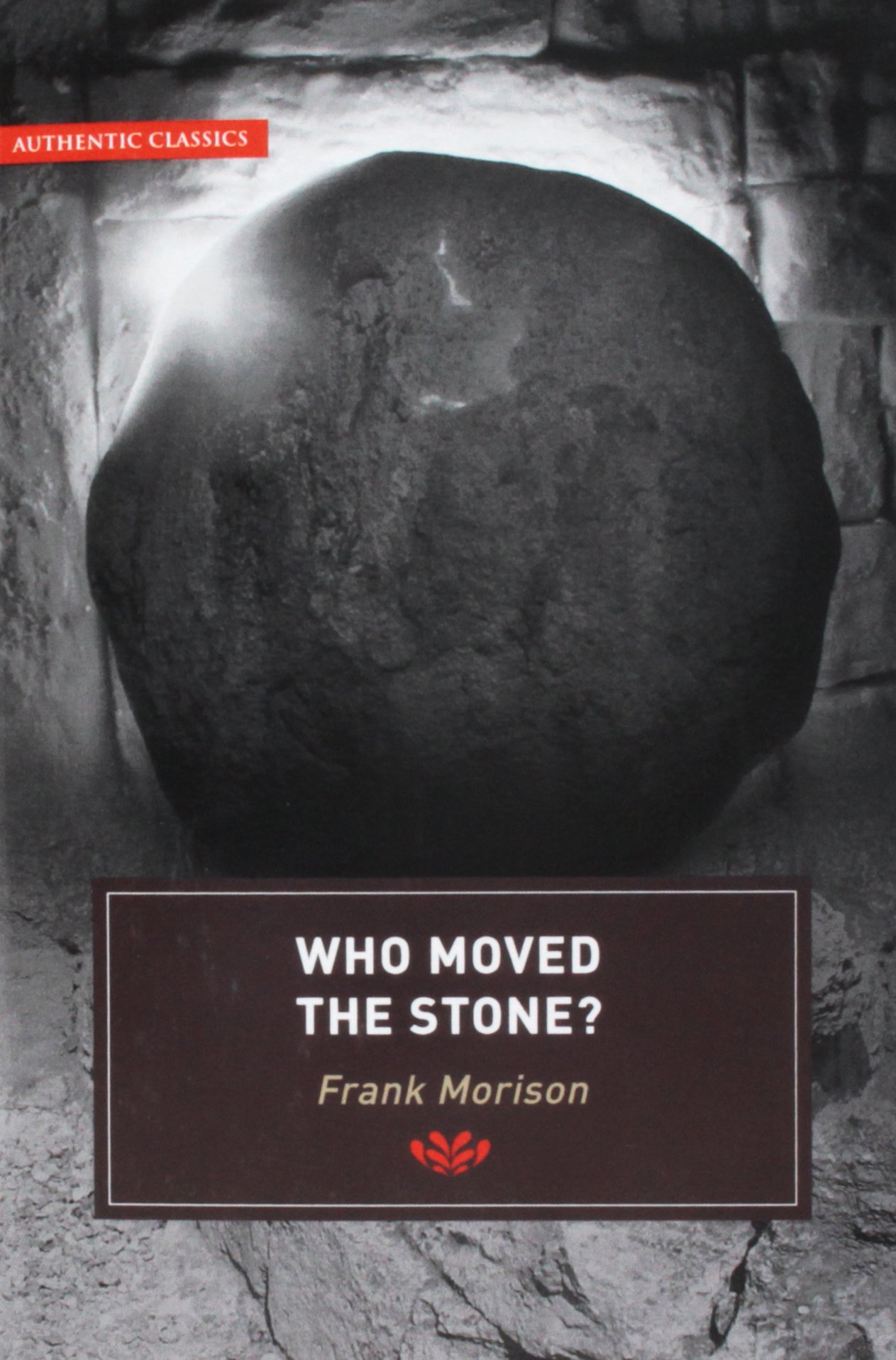 Download Who Moved The Stone? pdf