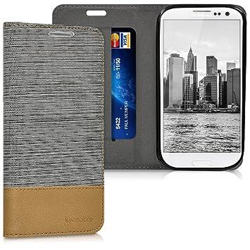 kwmobile Funda compatible con Samsung Galaxy S3 / S3 Neo-Carcasa ...