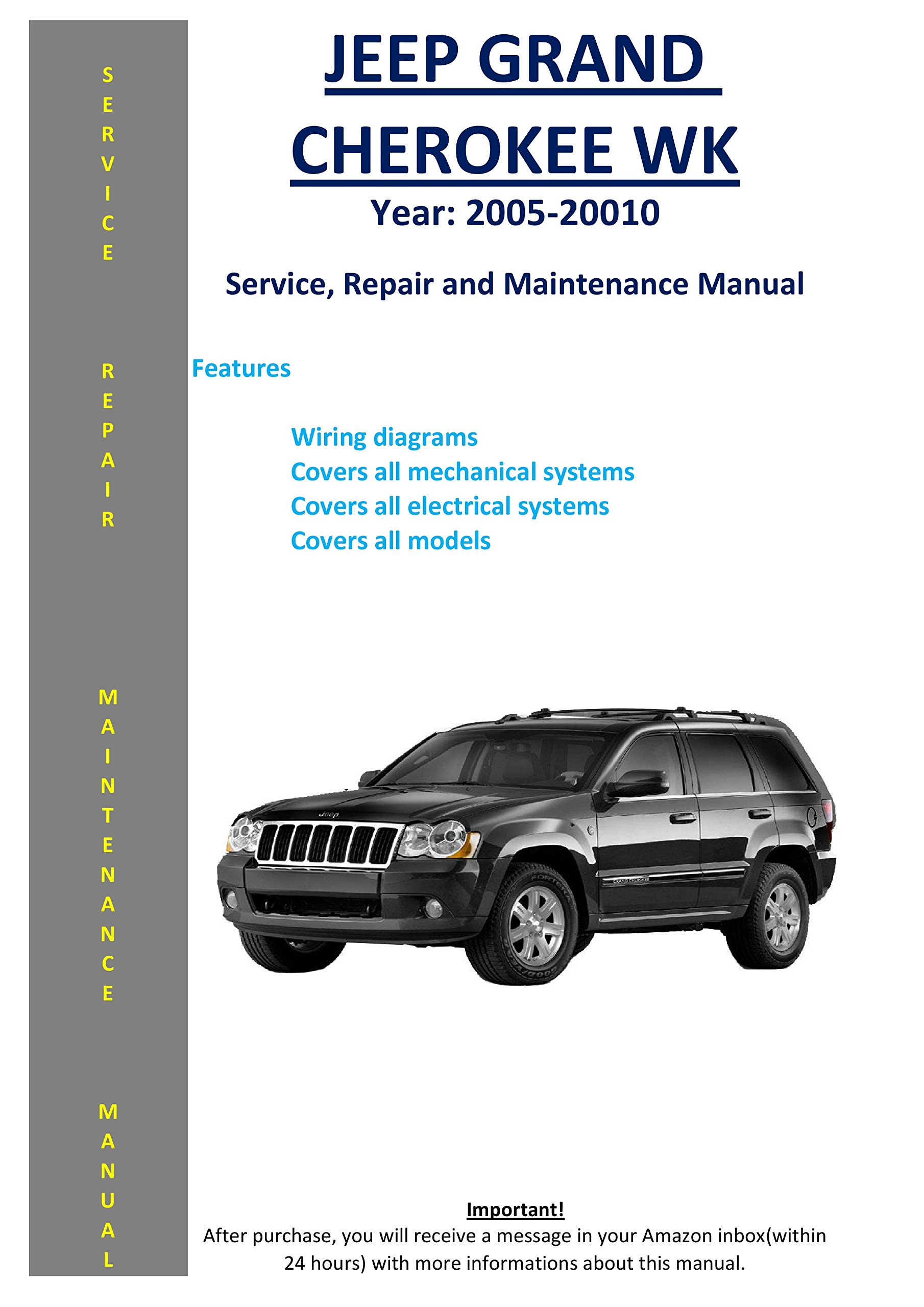jeep grand cherokee wk wh from 2005 2010 service repair 2004 Grand Cherokee Wiring Diagram