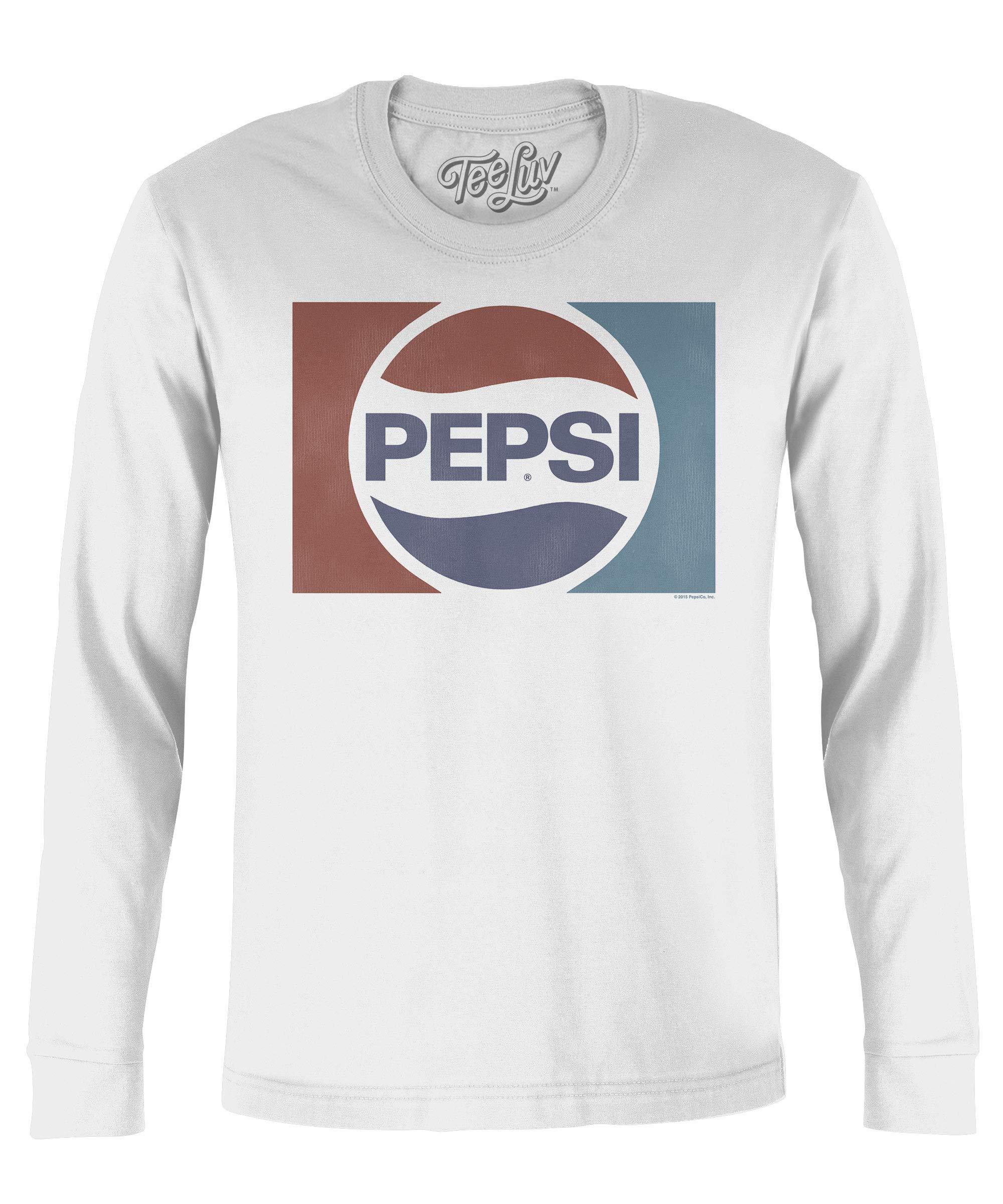 Pepsi Tshirt Classic Pepsi Cola Tshirt