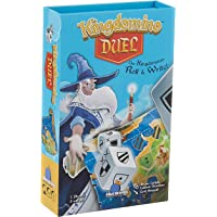 Blue Orange 3604 Games Kingdomino Duel, Roll & Write Board Game - Dice Rolling version of the Award Winning Strategy…