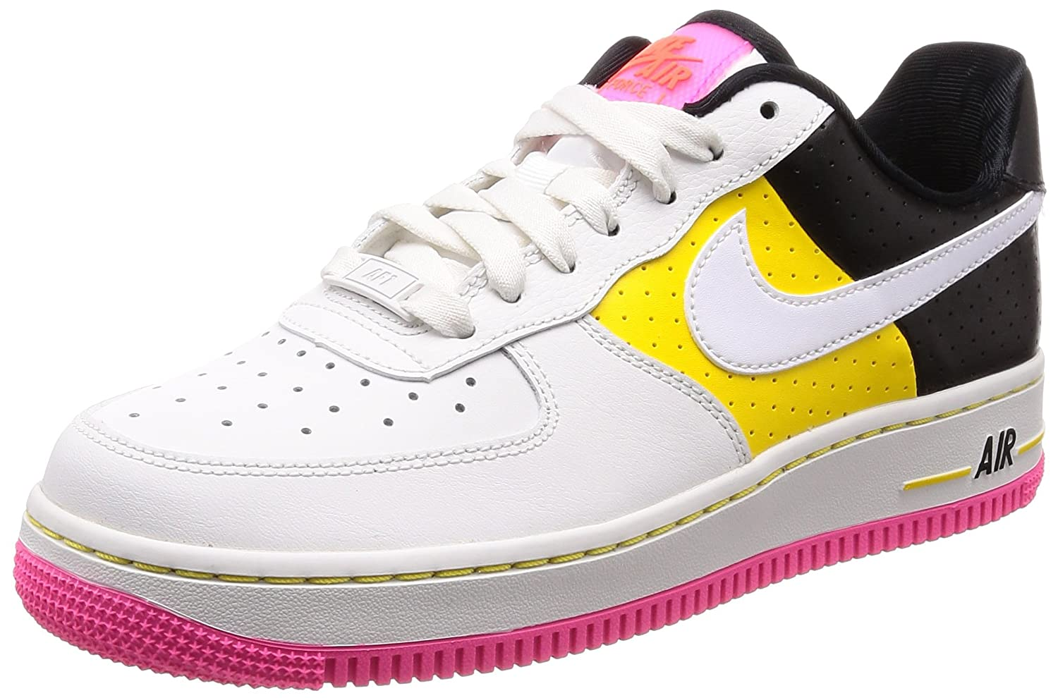 hot sale online a2d0a a7107 Amazon.com   NIKE W Air Force 1  07 Se Moto Womens At2583-100   Basketball