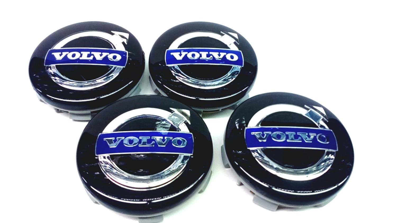 【VOLVO純正】ボルボ センターキャップ ブラック B074XS7VR5