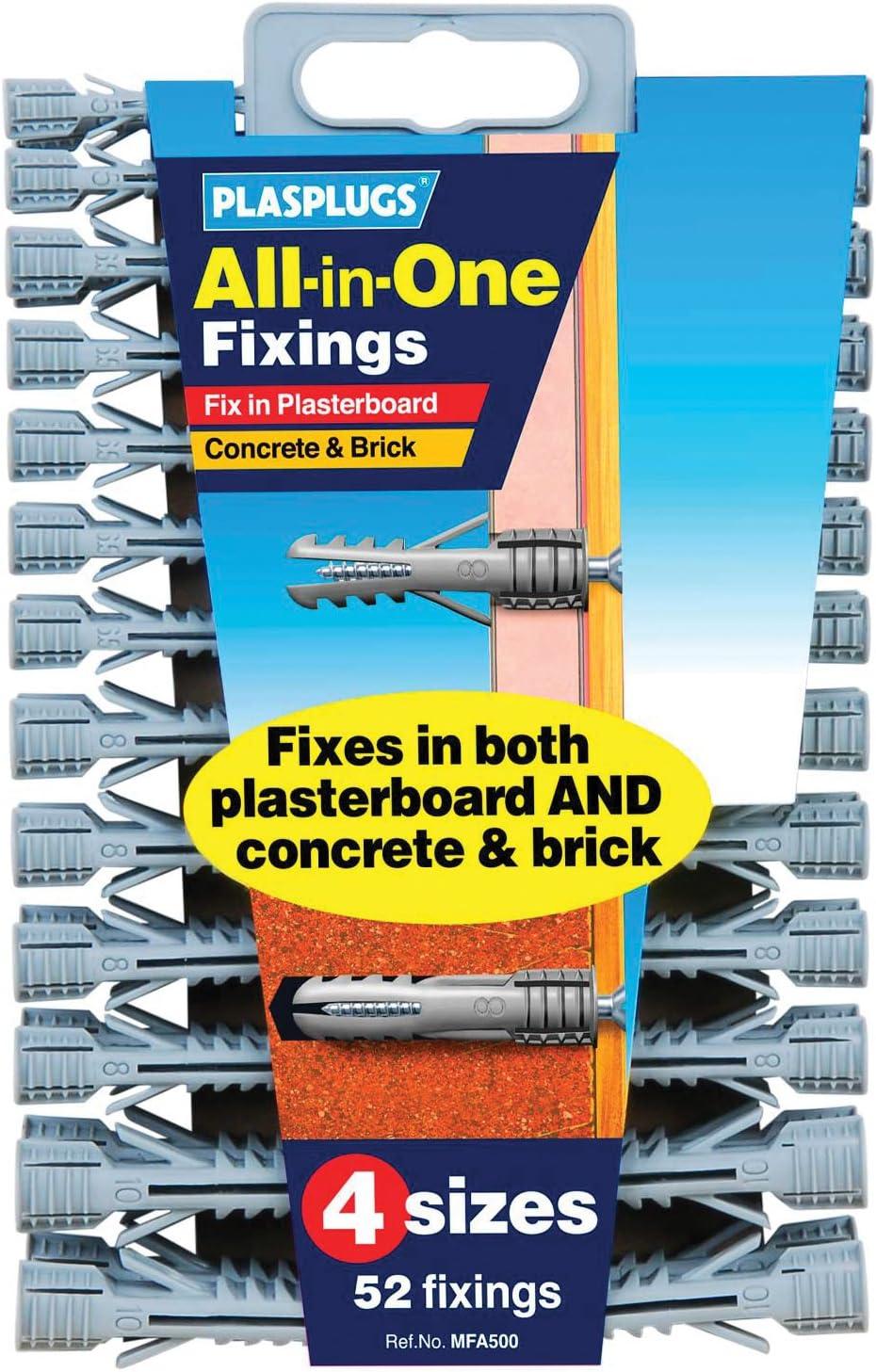 Plasplug All-in-One Plugs