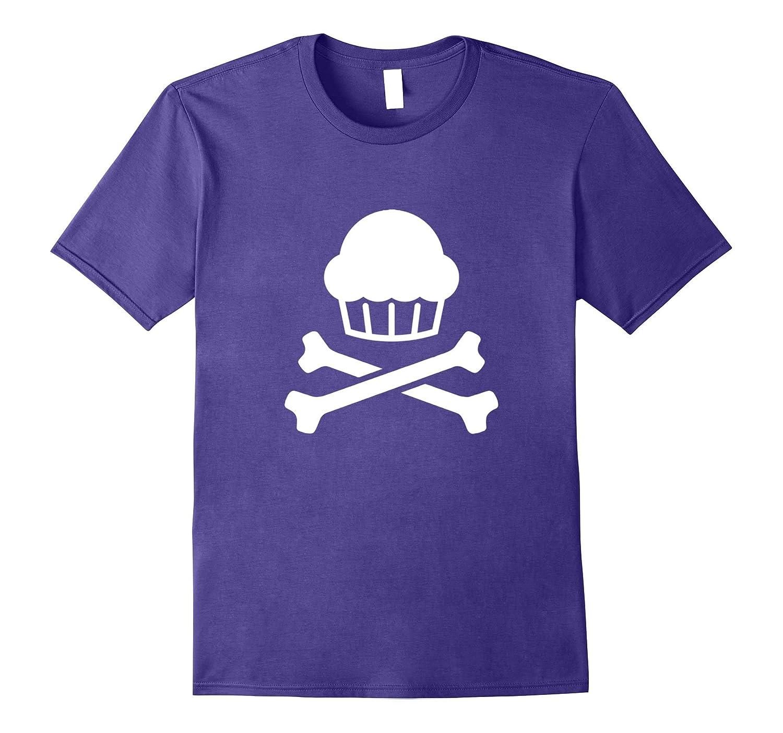 Dangerous Cupcake Baker Baking Humor T-shirt-TJ