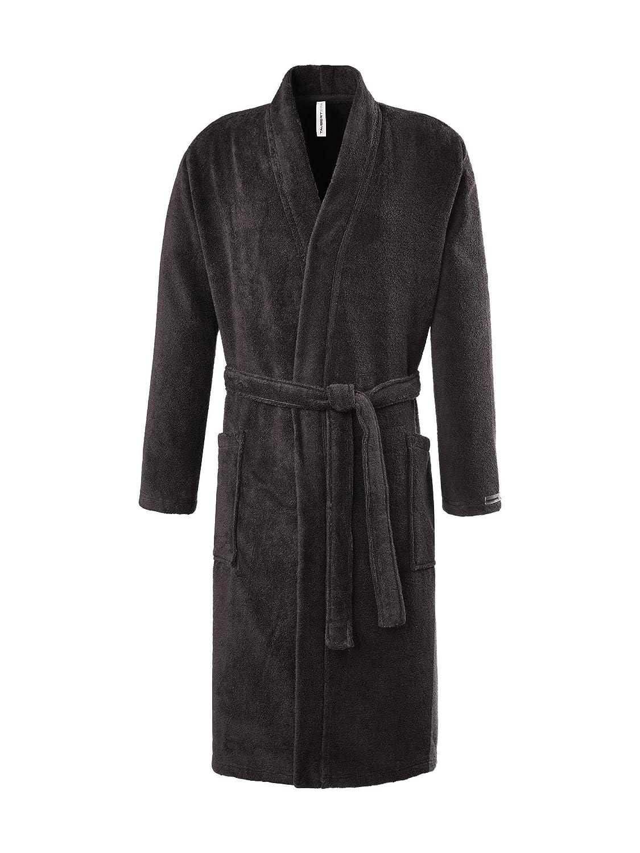 Taubert Sauna Men Bademantel Kimono Länge 120 cm Herren