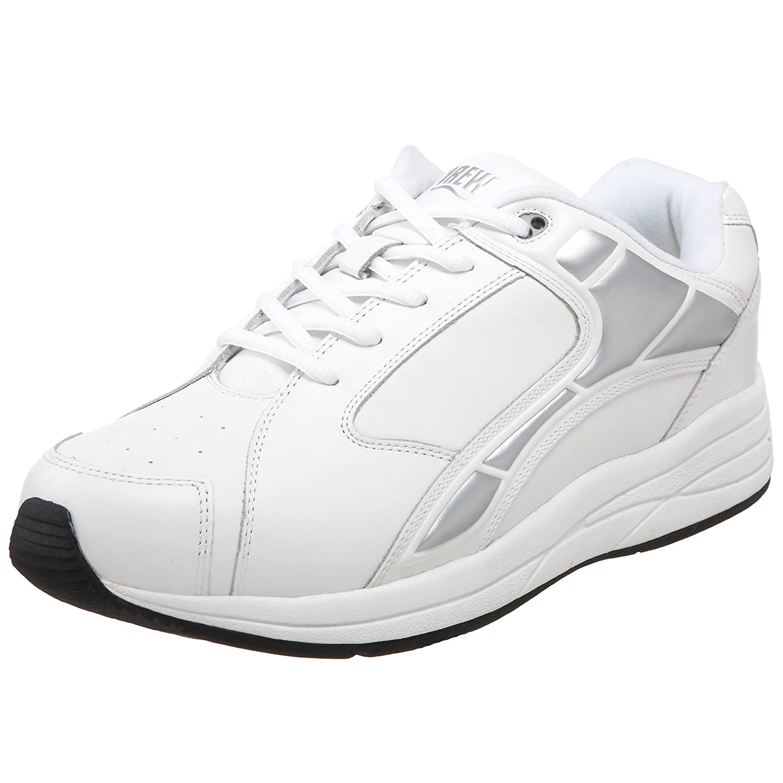 Drew Shoe Men's Force Athletic Walking Shoe B0013149BQ 12.5 W US|White