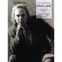 David Lanz - Solos for New Age Piano Songbook book cover