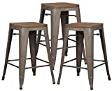 "Poly and Bark Trattoria 24"" Counter Height Stool"
