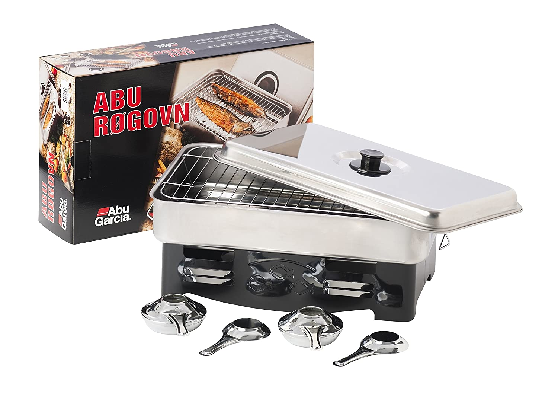 Abu Garcia Metal Smoker - Silver