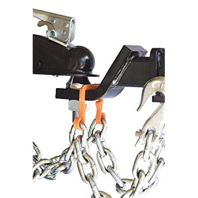 GR innovations llc Safety Chain Hanger Class 3 | Chain Saver | Trailer Towing Hitch: Automotive [5Bkhe1001338]