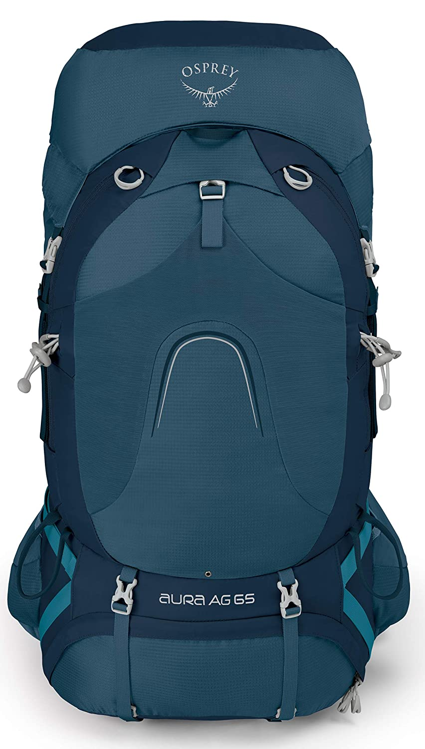 ac2f379905 Amazon.com   Osprey Packs Aura Ag 65 Women s Backpacking Pack   Sports    Outdoors