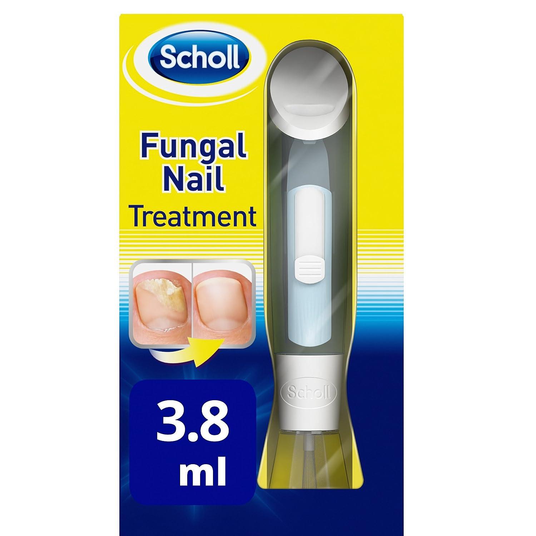 Scholl Fungal Nail - Tratamiento para Uñas Hongos, 3.8ml Reckitt Benckiser 100701040