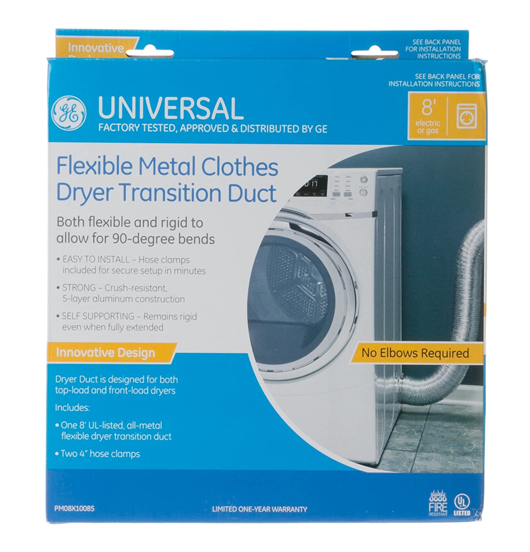 Amazon.com: General Electric PM08X10085 Semi-Rigid Clothes Dryer ...