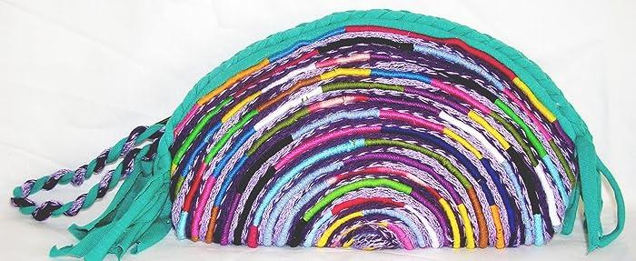 Bolso hippie de mano: Amazon.es: Handmade