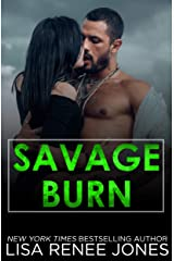 Savage Burn (Savage Series Book 2) Kindle Edition
