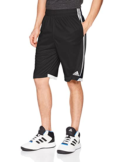 cfc4bceb910564 Amazon.com   adidas Men s Basketball 3G Speed Shorts   Sports   Outdoors