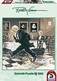 "Schmidt Spiele 57293 - Renato Casaro ""Dinner for One"", 1000 Teile Puzzle"