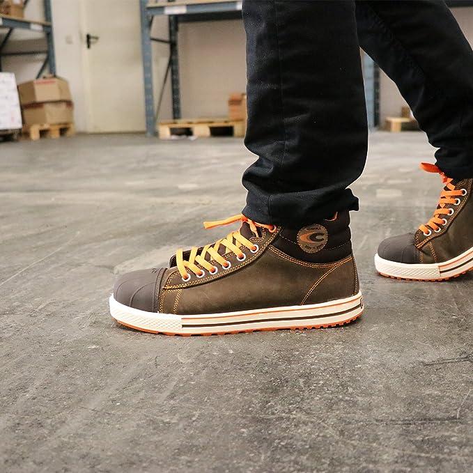 chaussure de securite style converse