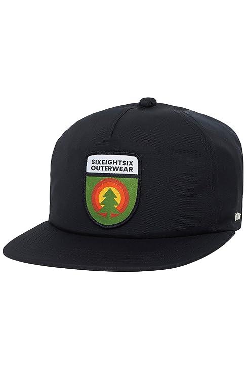 cdc4f152b1569 Amazon.com  686 Men s Waterproof Snapback Hat