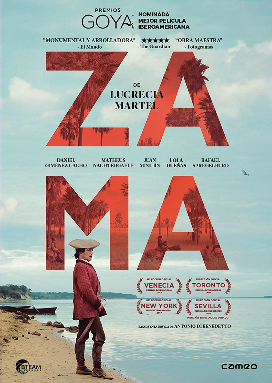 Zama [DVD]: Amazon.es: Daniel Giménez Cacho, Matheus ...