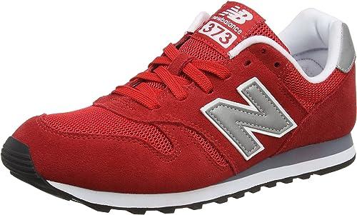 Bourgeon aluminio Opresor  New Balance Men's ML373RED Low-Top Sneakers, Red (Red), 5.5 UK 38.5 EU:  Amazon.co.uk: Shoes & Bags