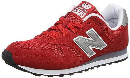 NEW BALANCE Sneakers Uomo Scarpe da ginnastica Scarpe da corsa ml373red Rosso Nuovo