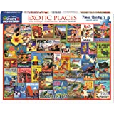 Exotic Places Jigsaw Puzzle 1000 Piece