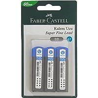 Faber-Castell 5506127920 F.C. 6'Li Grip Min 0, 7