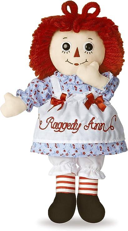 - Amazon.com: Aurora - Raggedy Ann Classic - 12