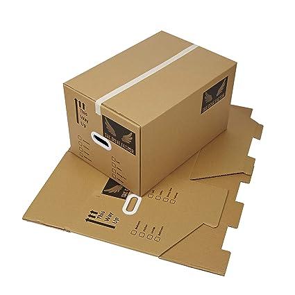Dove Factor - Cajas de cartón para embalar (5 Unidades ...