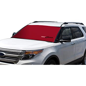 Delk FROSTBLOCKER Windshield Cover WITH MIRROR COVER Car//Truck//Suv