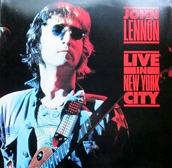 John Lennon Live In New York City Amazon Com Music