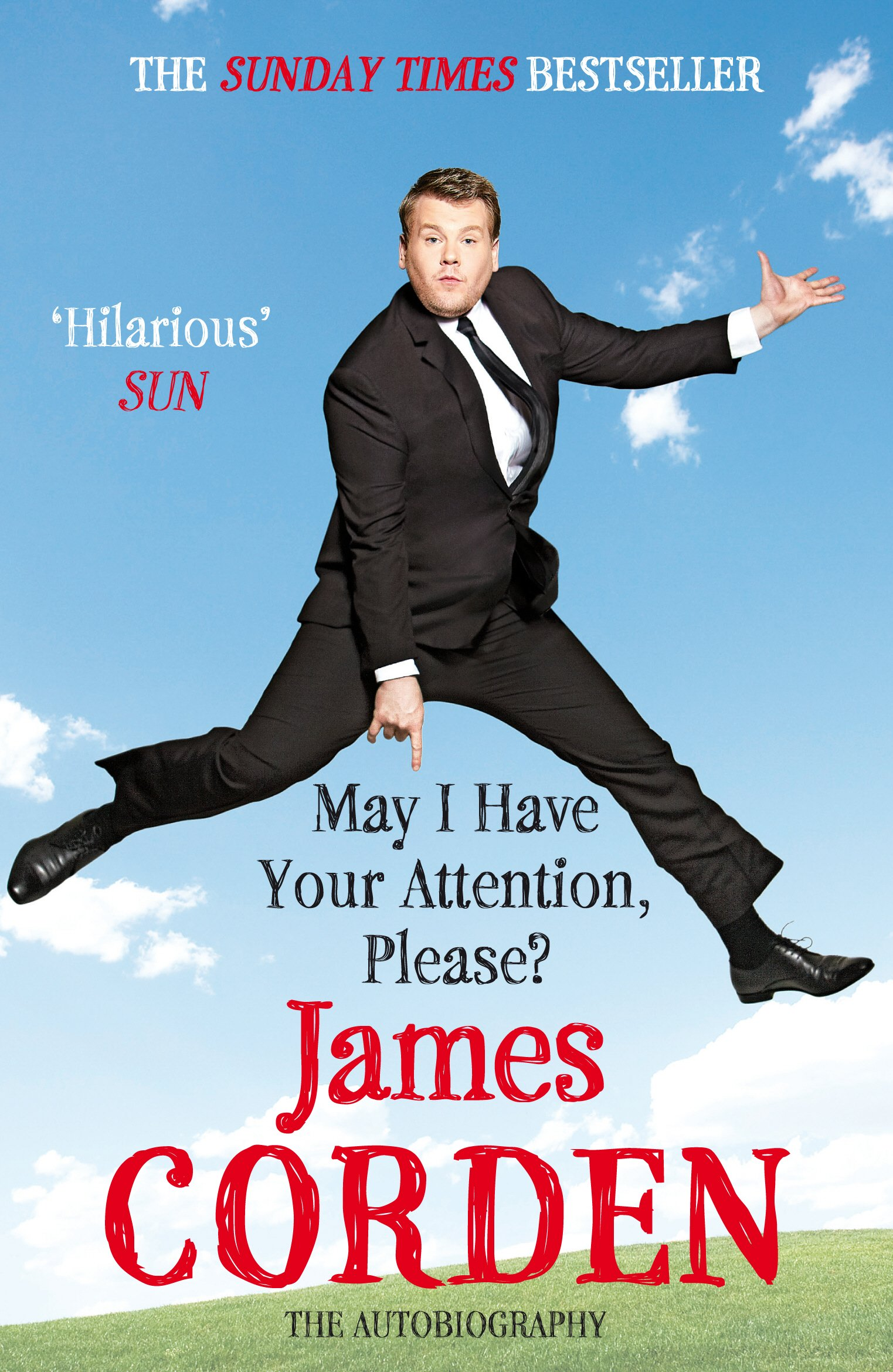 Image result for james corden book