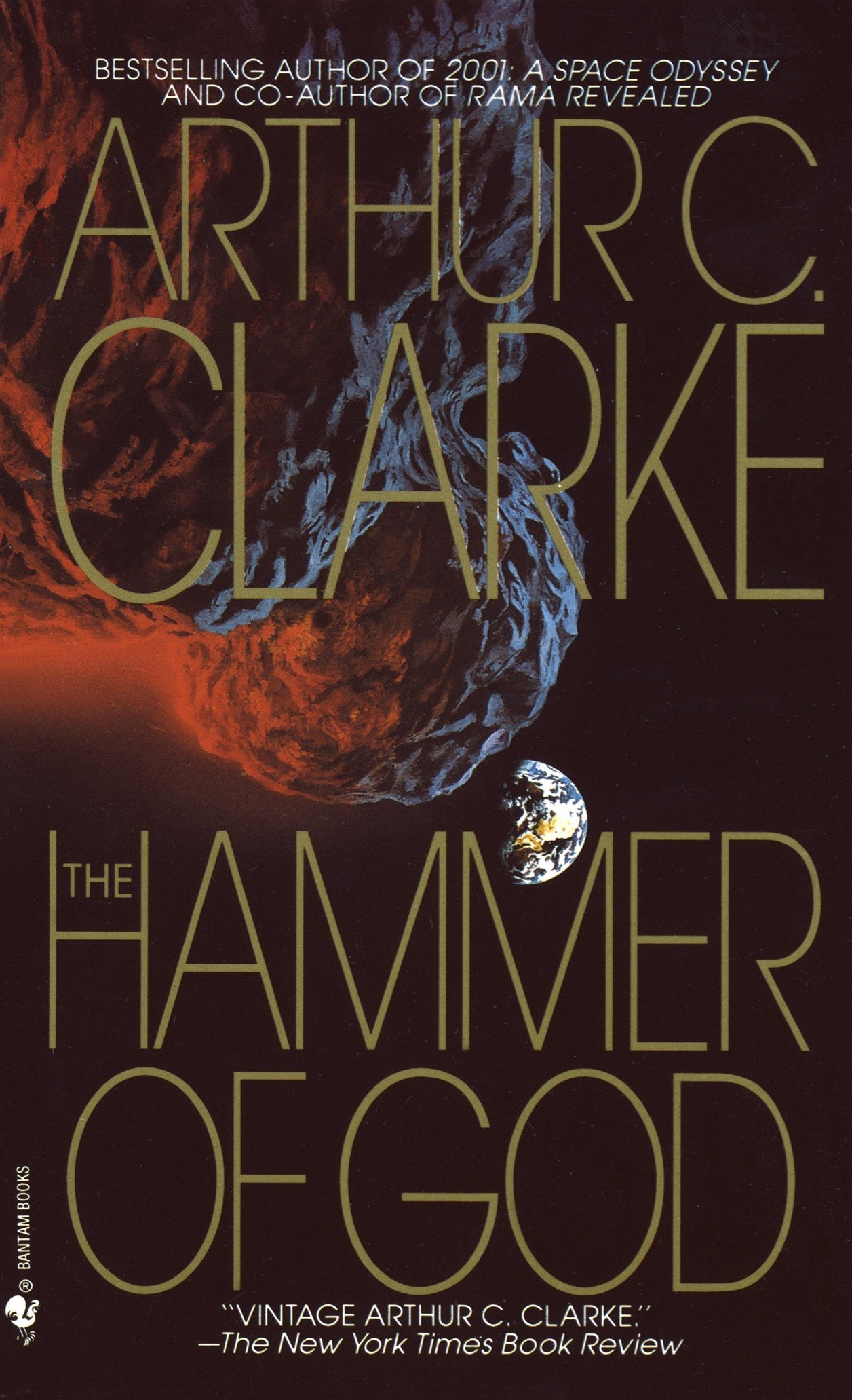 The Hammer of God: A Novel