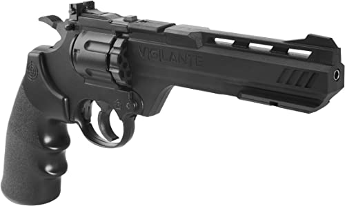 Crosman Vigilante CO2 Caliber .177 Pellet & BB Revolver