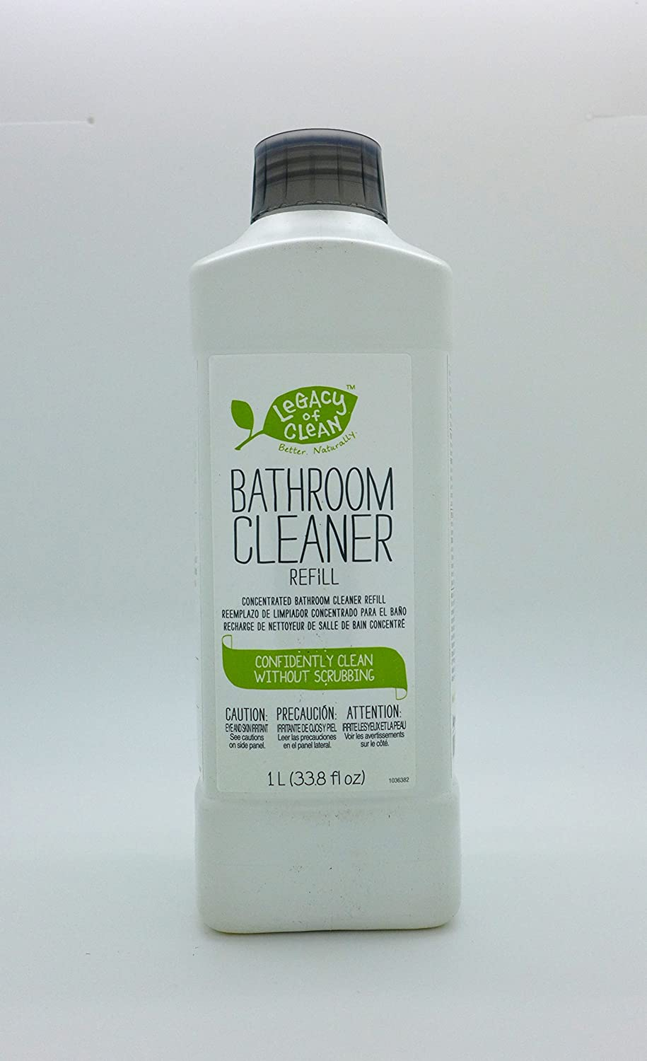Legacy of Clean Bathroom Cleaner Refill
