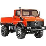 TAMIYA 1/10 electric RC Car Series No.609 Mercedes-Benz Unimog 425 (CC-01 chassis) 58609