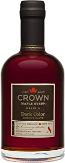 product image for Crown Maple Syrup Dark Color, Robust Taste, 12.7 Fluid Ounce