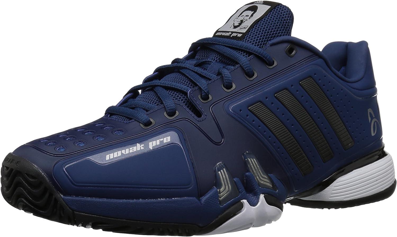 Cívico Falsedad Momento  Amazon.com   Adidas Performance Men's Novak Pro Tennis Shoe   Tennis &  Racquet Sports